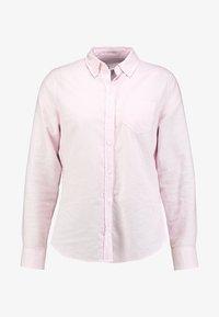 GAP - FITTED BOYFRIEND  - Skjortebluser - pink - 3
