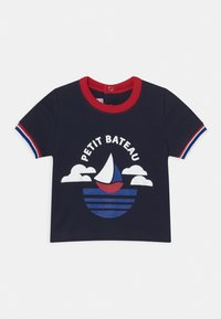 Petit Bateau - Print T-shirt - smoking - 0