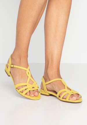 SOCK IT TWISTED  - Sandals - lime