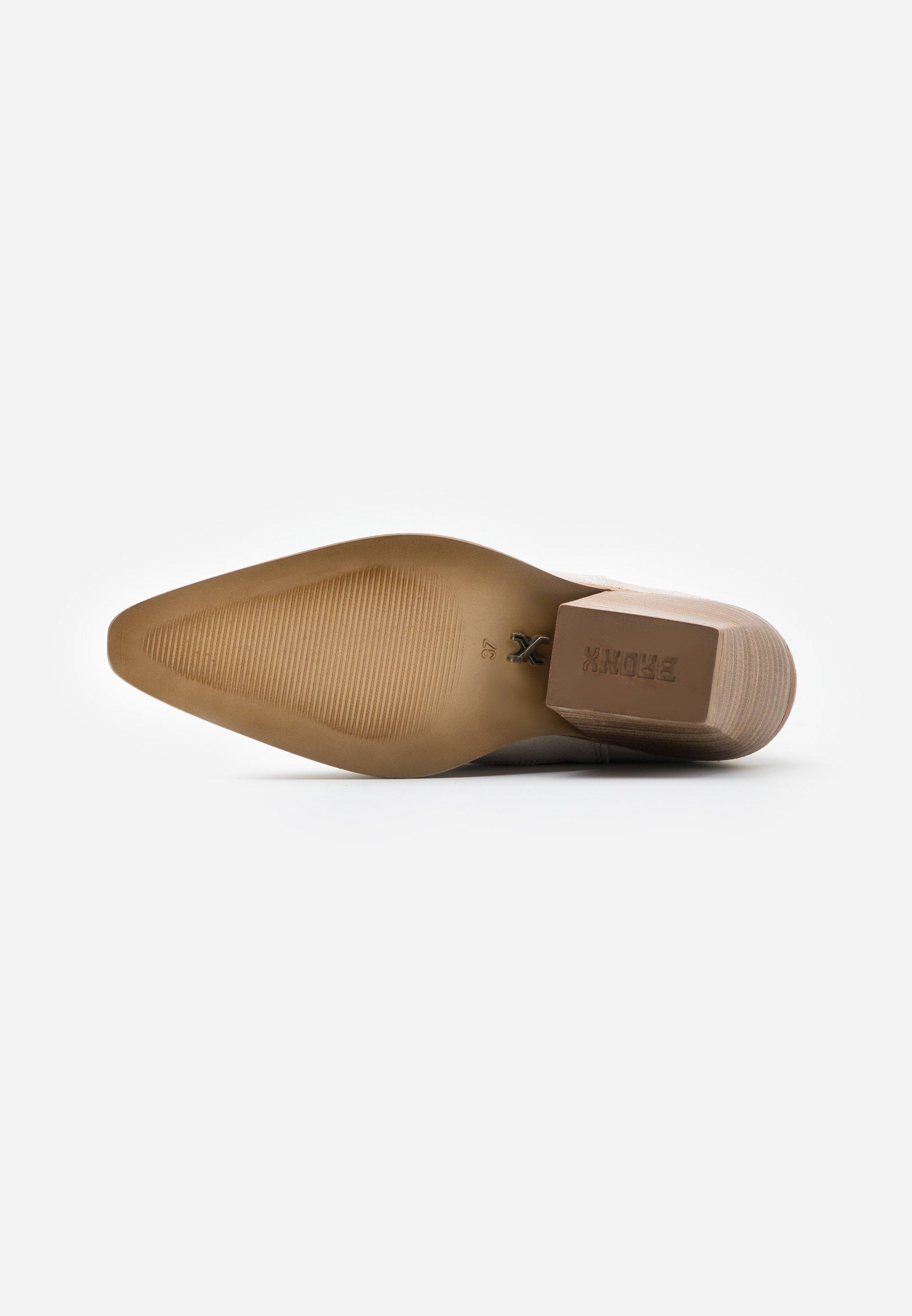 Factory Sale Fashionable Women's Shoes Bronx KOLE Cowboy/Biker boots sand fdBAwF5qQ fMbBL5coT