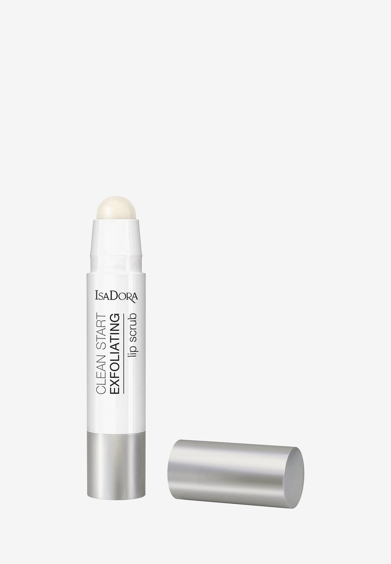 IsaDora - CLEAN START EXFOLIATING LIP SCRUB - Lip scrub - -