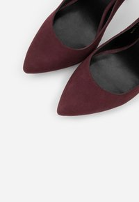 Even&Odd - LEATHER - High heels - bordeaux - 5