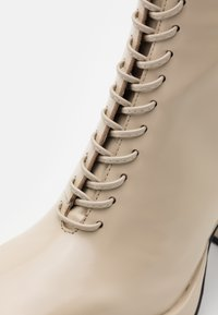 Jeffrey Campbell - TESTINO - High heeled boots - ivory box - 4