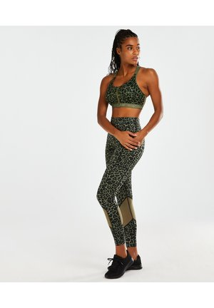 Leggings - four leaf clover