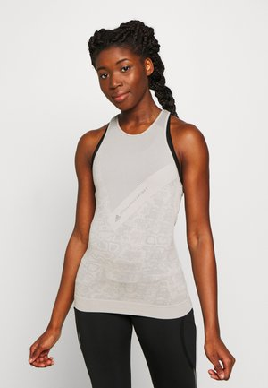 TANK - Top - light grey