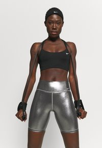 Nike Performance - ONE - Punčochy - black/metallic gold - 4