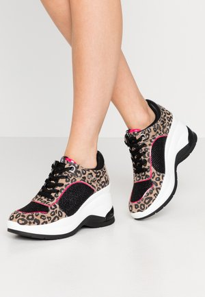 KARLIE REVOLUTION  - Sneakersy niskie - multicolor