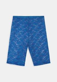BIKE - Shorts - blue