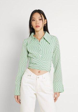 HAMMER SHIRT - Blouse - light green