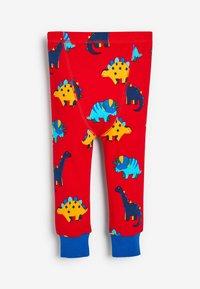 Next - 3 PACK - Pyjama set - red - 9