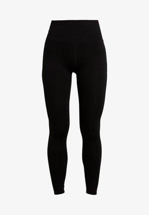 GOOD KARMA LEGGING - Legging - black