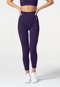 carpatree - Legging - purple - 2