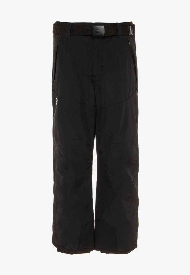 INCA PANT - Snow pants - black
