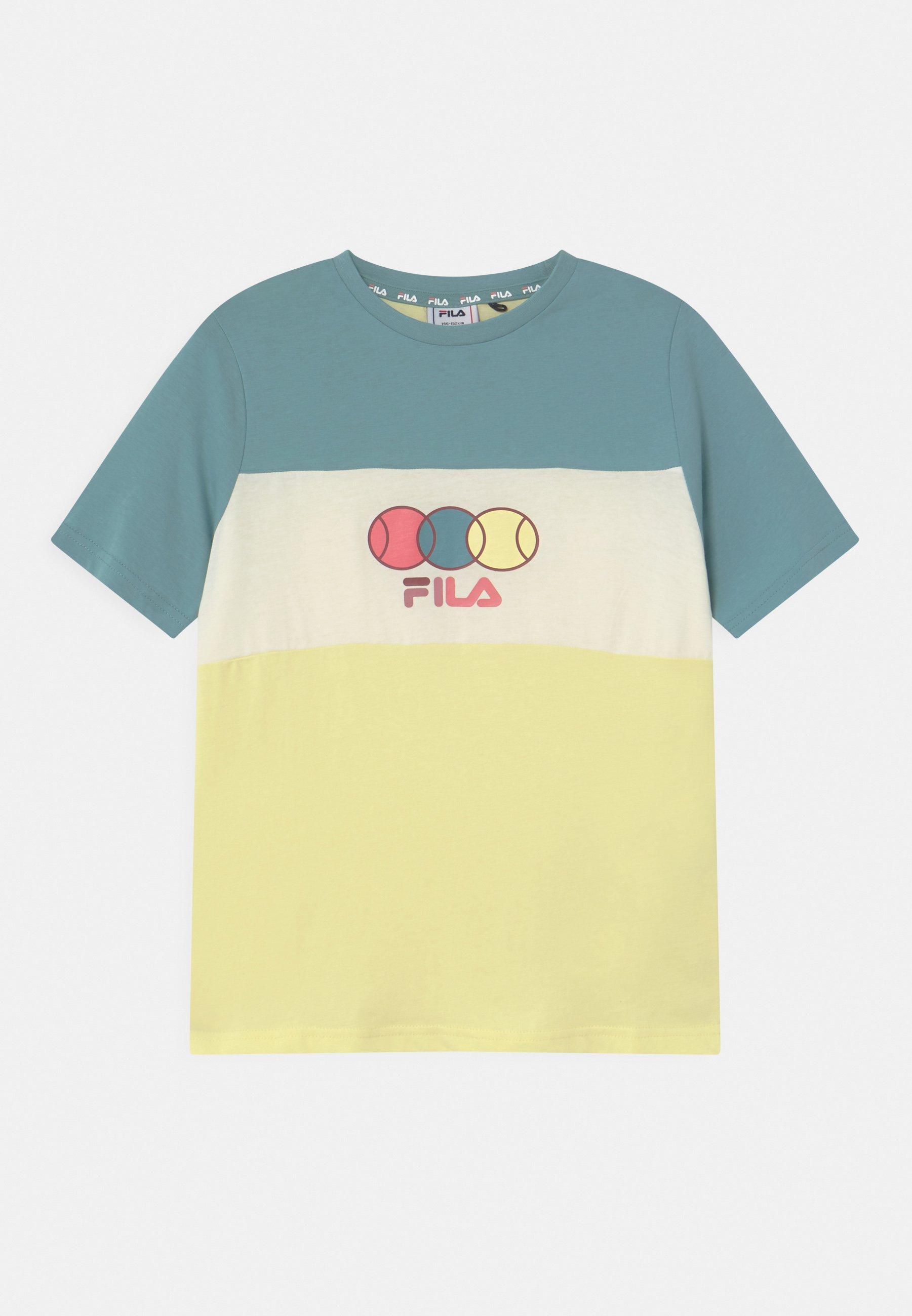 Enfant PEBBELS BLOCKED UNISEX - T-shirt imprimé