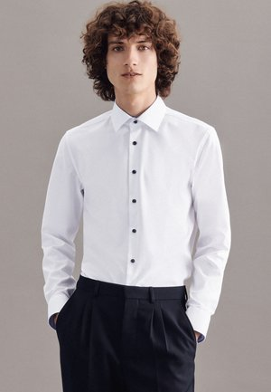 BUSINESS HEMD X-SLIM - Formal shirt - weiss