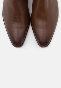 Högl - Vysoká obuv - nougat - 5