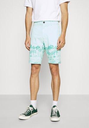 Shorts - frosty blue