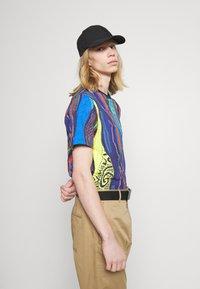 Carlo Colucci - MULTIPACK SET - Print T-shirt - navy - 4