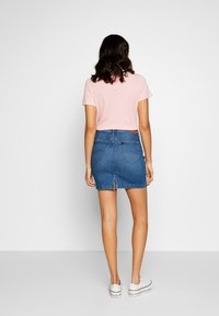 Lee - MID SKIRT - Gonna di jeans - mid bellevue - 2