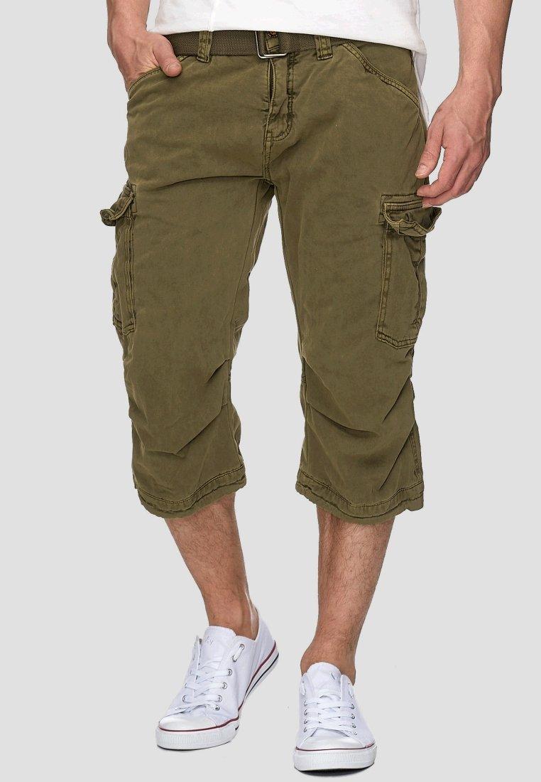 Uomo MIT GÜRTEL NICOLAS - Shorts