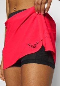Dynafit - ALPINE PRO SKIRT - Sports skirt - fluo pink - 3