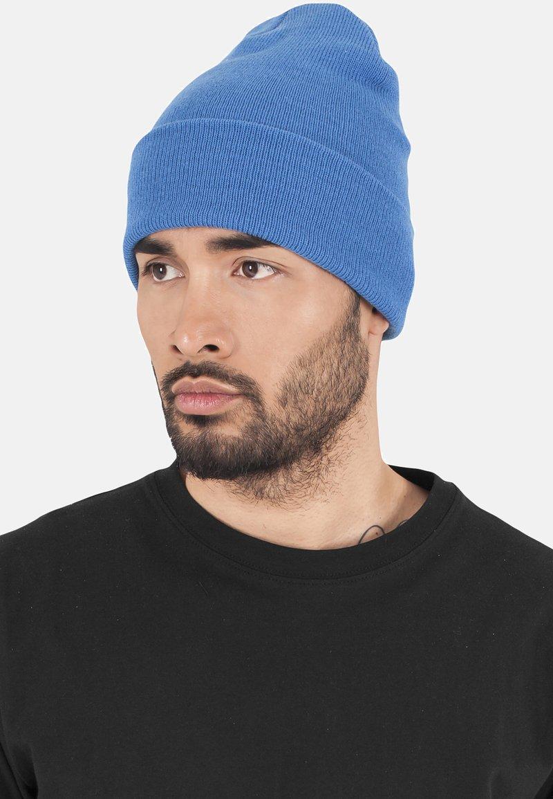Flexfit - YUPOONG HEAVYWEIGHT  - Beanie - cl blue
