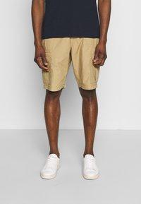 Napapijri - NOTO - Shorts - mineral beige - 0