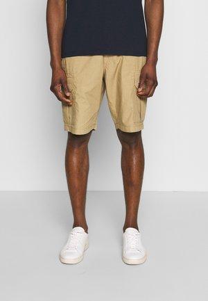 NOTO - Shorts - mineral beige