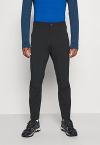 Salewa - PUEZ - Trousers - black - 0