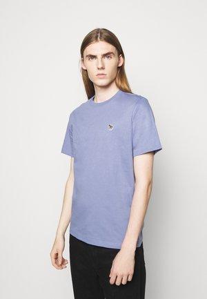 MENS ZEBRA - T-shirt basic - light blue