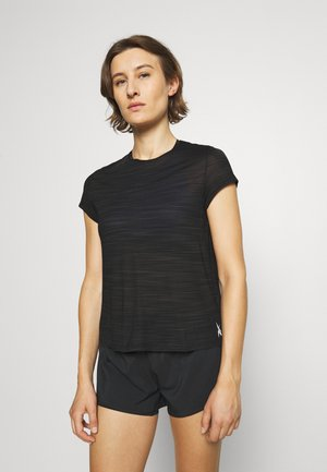 TEE - T-shirt basique - black