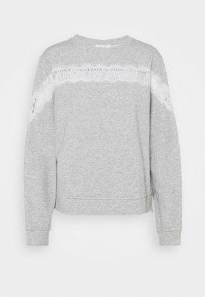 LONDON FRENCH TERRY - Sweatshirt - grey