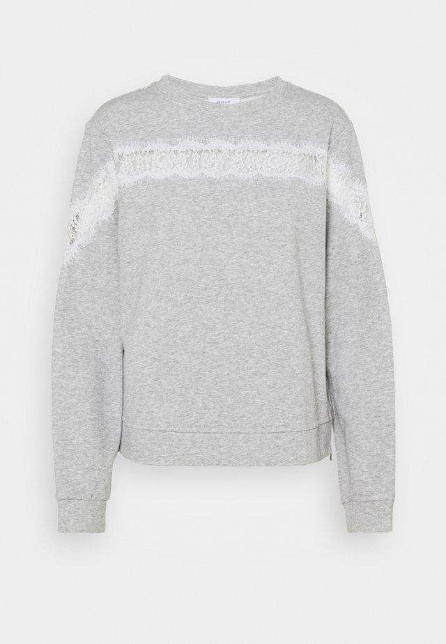 LONDON FRENCH TERRY - Sweater - grey
