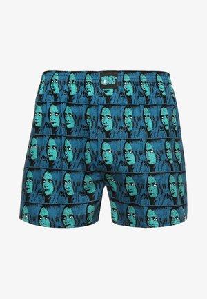 STRANGE GIRL - Boxer shorts - celestial