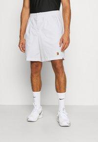 Nike Performance - SHORT HERITAGE - Korte broeken - white - 0
