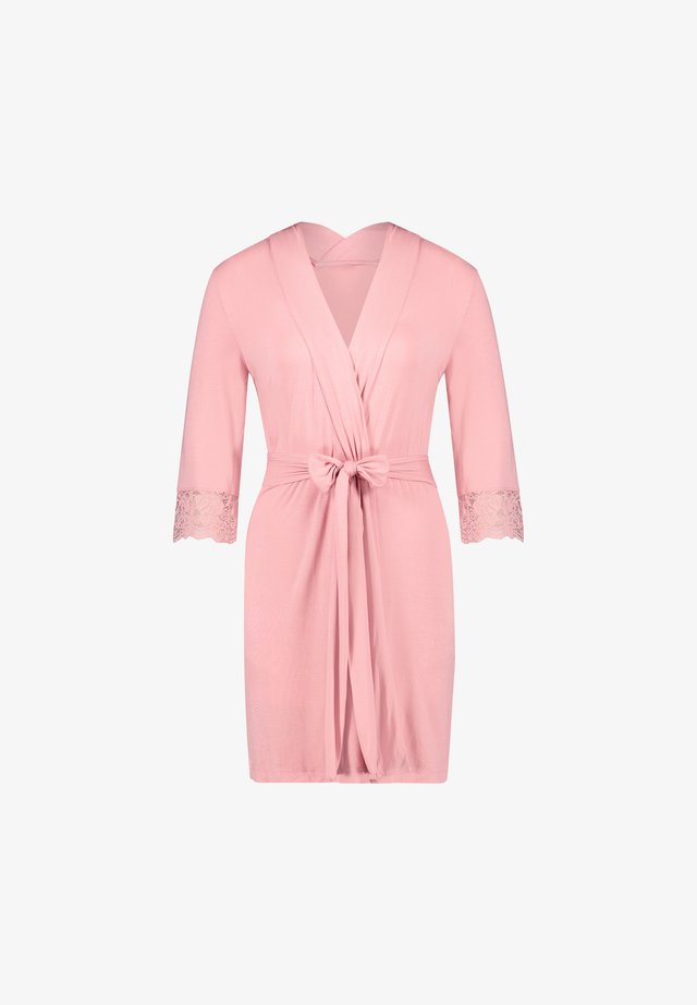 VERA - Dressing gown - pink