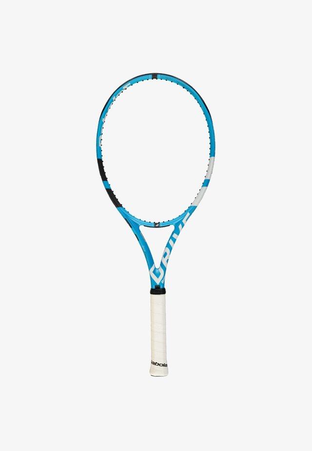 PURE DRIVE LITE (UNBESAITET) - Tennis racket - light blue