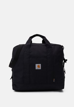 VERNON WEEKEND BAG UNISEX - Weekend bag - soot