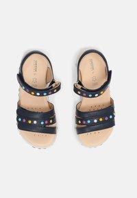 Geox - HAITI GIRL - Sandals - navy - 3