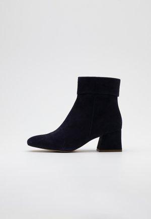 Støvletter - blue
