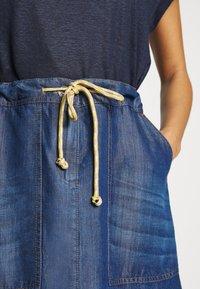 Gerry Weber Casual - A-line skirt - denim daze - 6