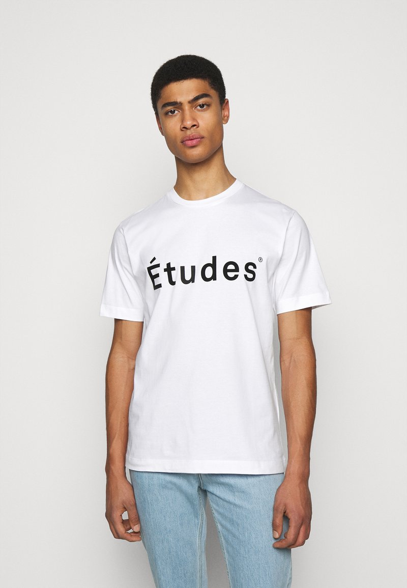 Études - UNISEX - Print T-shirt - white