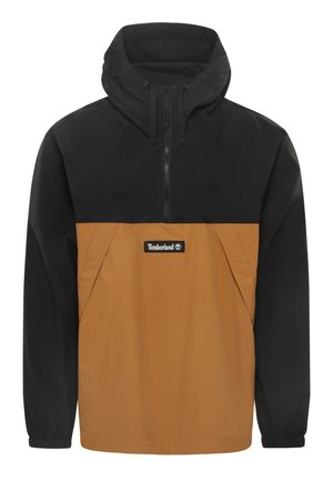 Windbreaker - black/wheat