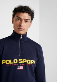 Polo Ralph Lauren - NEON  - Sweatshirt - cruise navy - 4