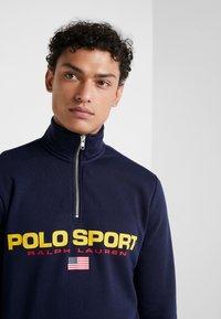 Polo Ralph Lauren - NEON  - Sweatshirt - cruise navy - 4