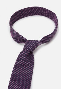 HUGO - TIE - Tie - bright pink - 3
