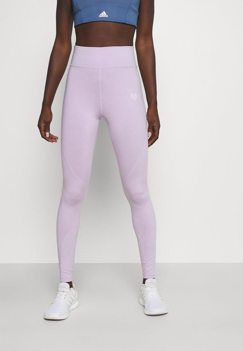 Pink Soda - REZI FITNESS - Legging - lilac
