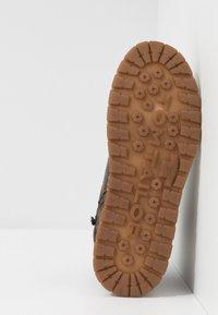 TOM TAILOR - Höga sneakers - brandy - 4