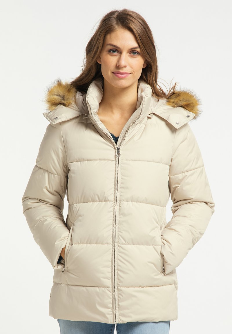 usha - Winter jacket - creme