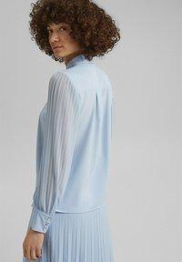 Esprit Collection - Button-down blouse - pastel blue - 2